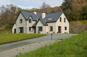Private residence in Glengarriff, Co. Cork